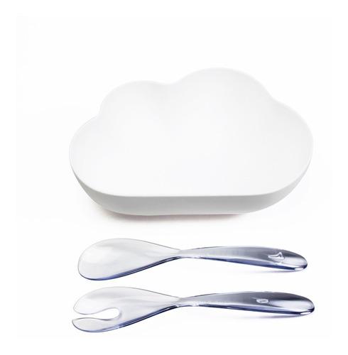 ensaladera nube