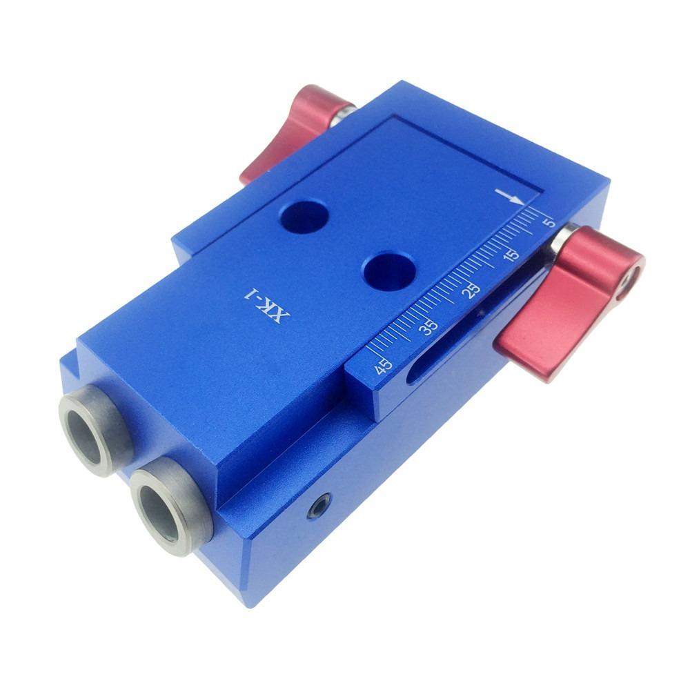 Ensamblador Mini Tipo Kreg Huecos Oblicuos - S/ 280,00 en Mercado Libre