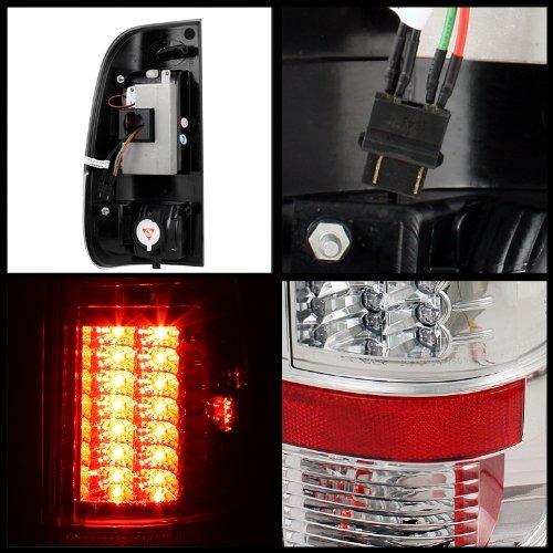 ensamblajes de luces traserascarpart4u ford f250  3504505..