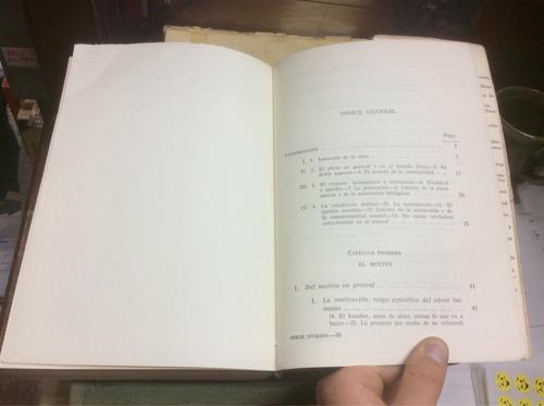 ensayo sobre el obrar humano. joseph de finance. filosofía