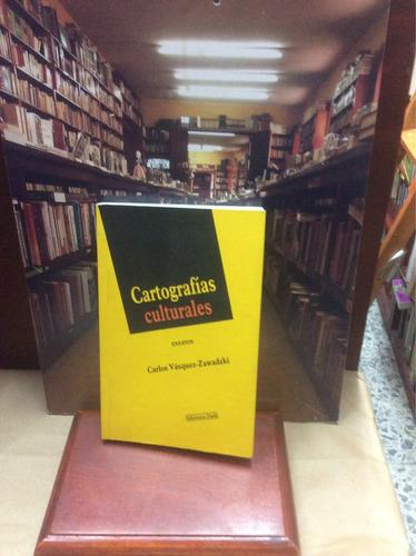 ensayos, cartografías culturales