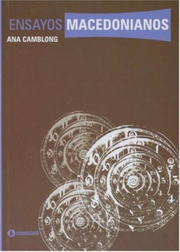 ensayos macedonianos - ana camblong