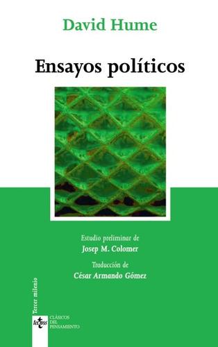 ensayos políticos(libro ciencias políticas)
