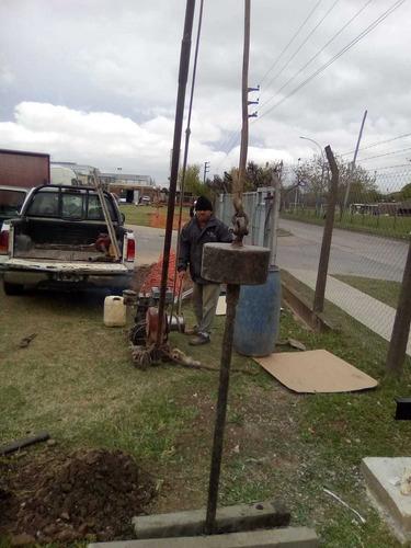 ensayos viales/asfalto, freatimetros y calicatas paier ing.