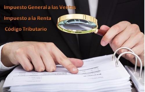 enseñanza / asesoría en contabilidad - impuestos - costos
