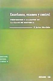 enseñanza, examen y control(libro recursos)