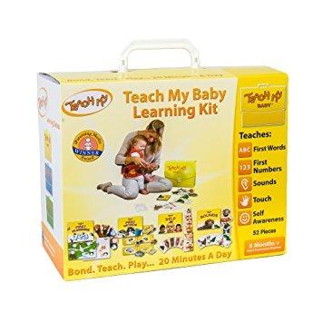 enseñar a mi kit de aprendizaje del bebé