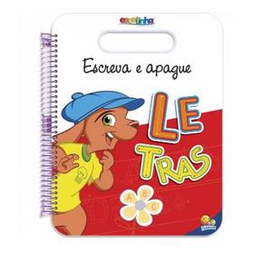 Ensino Fundamental- Fácil De Apagar: Caligrafia -happy Books