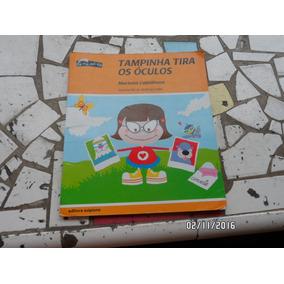 8ae08f1a8 Livro Tampinha Tira Oculos no Mercado Livre Brasil