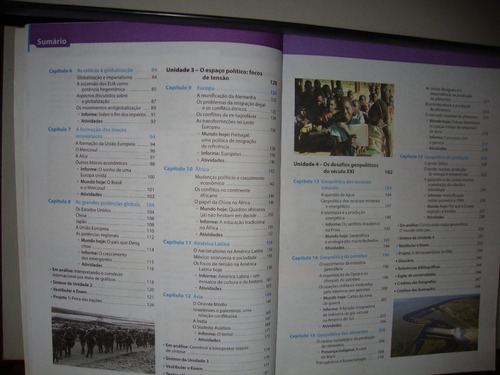ensino médio livro geografia
