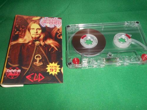 enslaved lote 2 cassettes (viking metal)