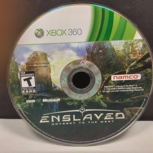 enslaved odyssey to the west xbox 360 + envio gratis