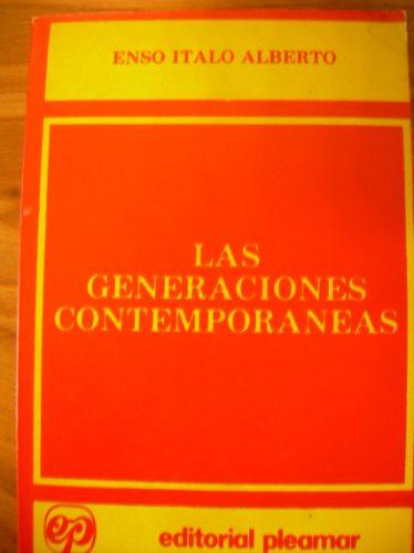 enso italo alberto - las generaciones contemporaneas - 1984