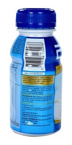 ensure advance - 16 und. x 237 ml. sabor vainilla