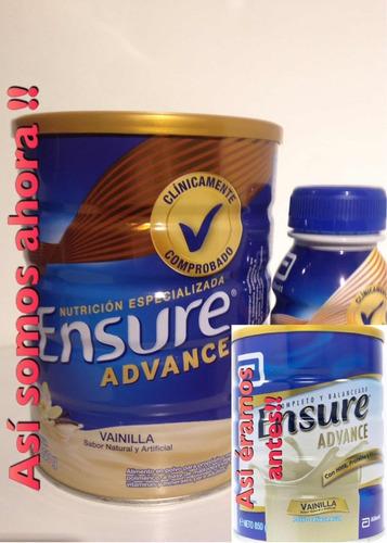 ensure advance 850g el original abbott - l a $87