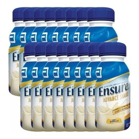 Ensure Advance Shake Vainilla X 16 Unidades X 237ml C/u