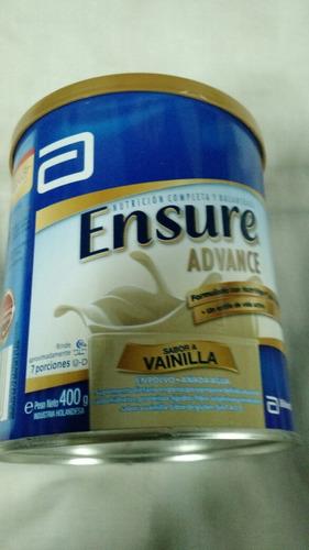 ensure advance x400 vainilla