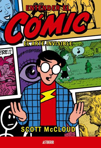 entender el comic arte invisible  scott mccloud