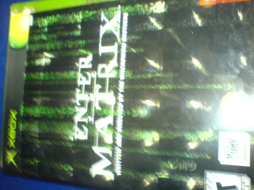 enter the matrix de xbox