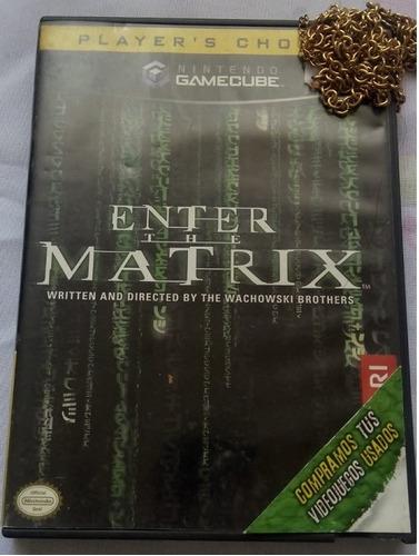 enter the matrix gamecube