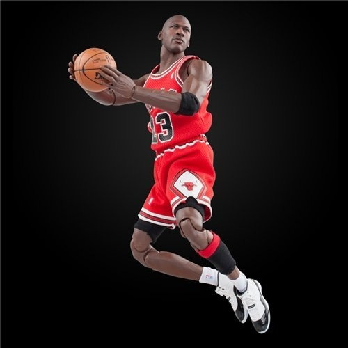 best sneakers 85204 444f9 Enterbay Masterpiece X Nba Michael Jordan
