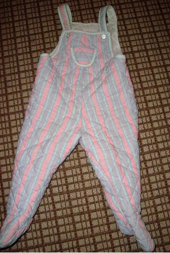 enterito abrigado de bebe 0-3 meses acolchonado