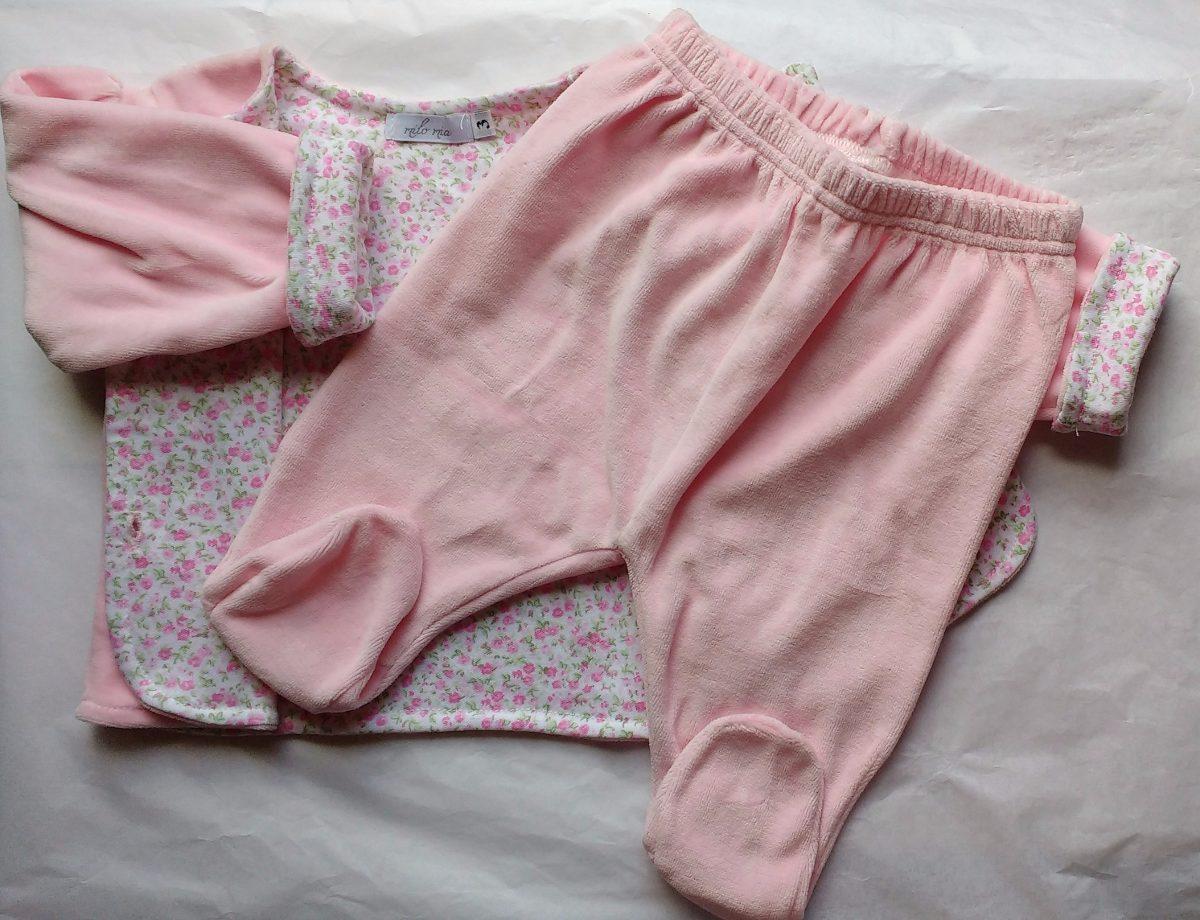 enterito bebe nena 3 meses campera plush pantalon abrigo. Cargando zoom. e4b76ec8a0d6