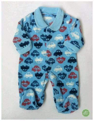 enterito carters micropolar pijama nb y 3m