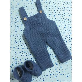 Enterito Tejido A Crochet Para Bebe