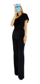 0566045fe06b Enteritos Monos Fiesta Largos Palazzos Mujer Noche Vestir Elegante Talles  Colores Verano Invierno