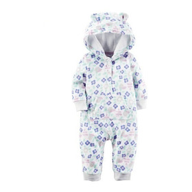 Enteritos Pijamas Carters Micropolar-algodon Nene-nena