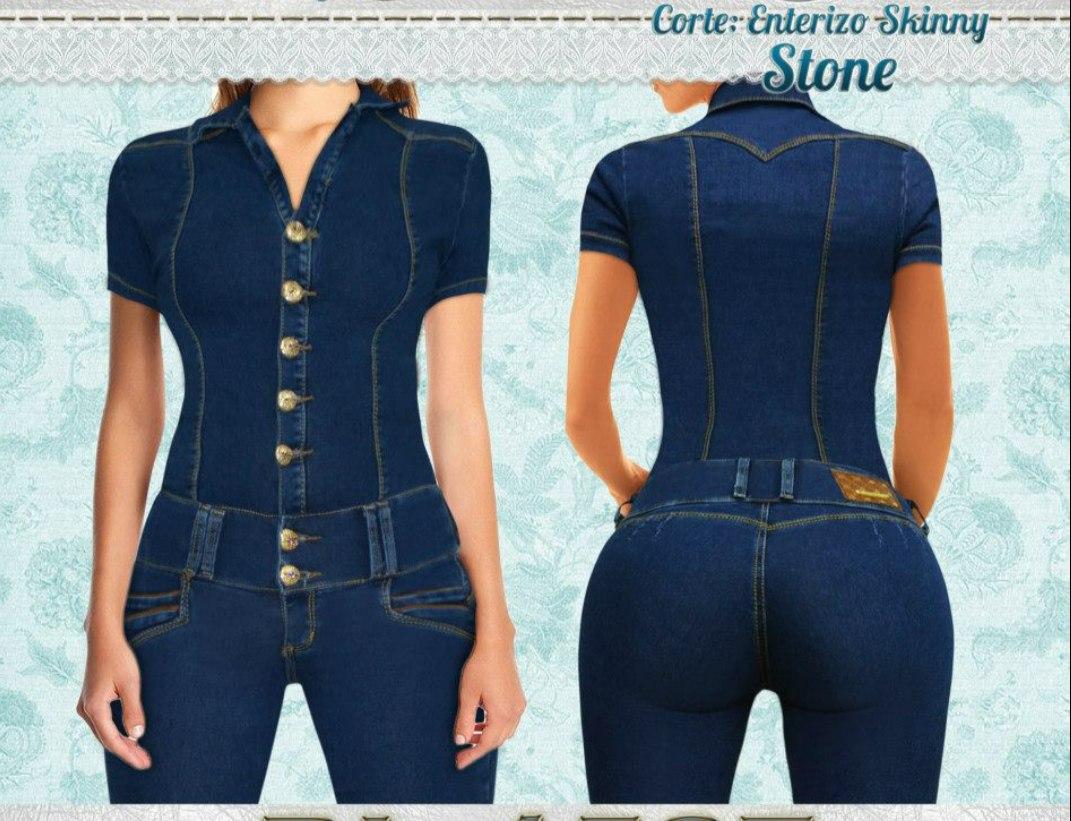 fafd774681d22 enterizo diseño colombiano push up mujer pantalon jeans. Cargando zoom.