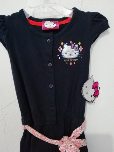 enterizo hello kitty original para niña