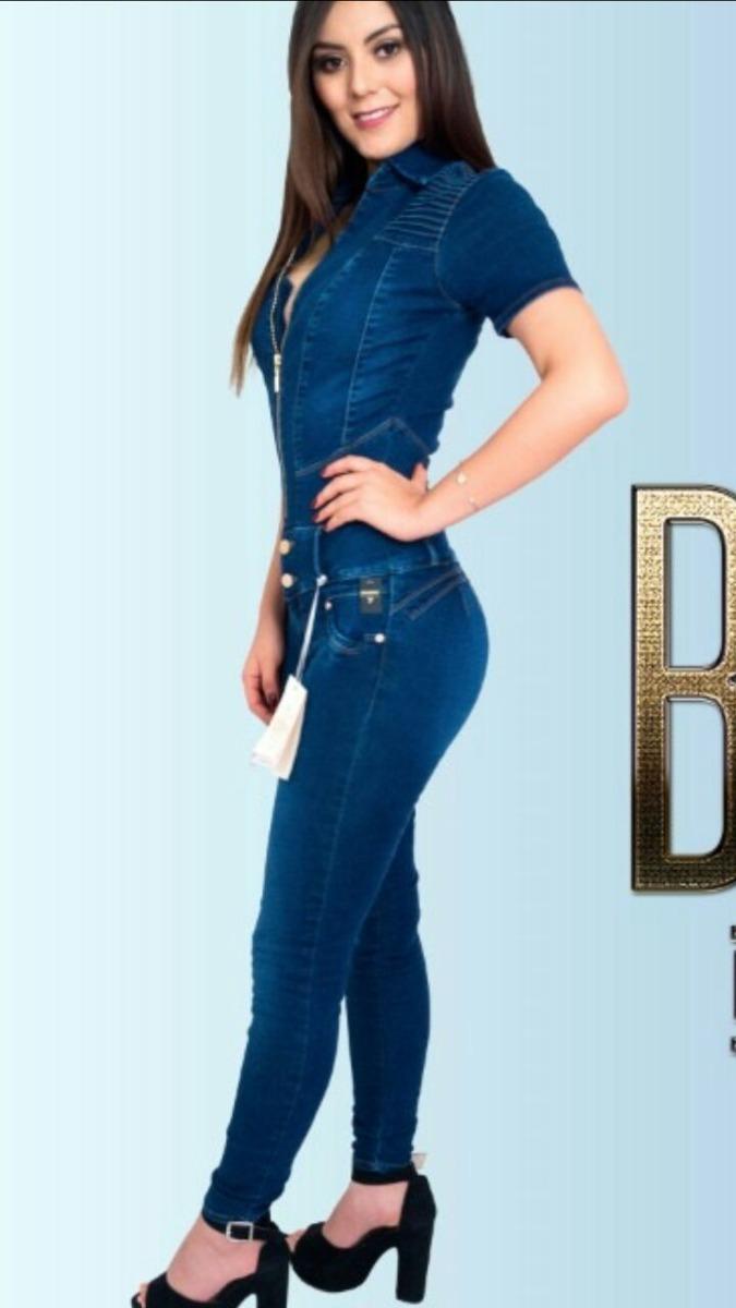 d185439682 enterizo jeans corte colombiano levanta cola faja abdomen. Cargando zoom.
