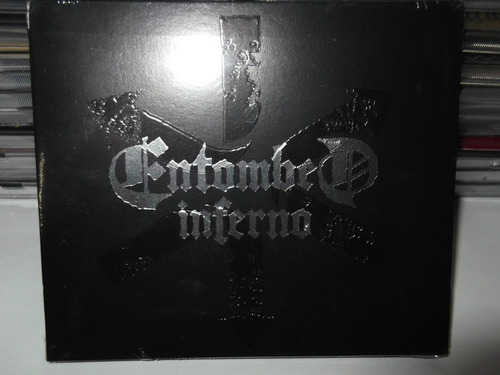 entombed cd inferno unleashed grave morgoth carcass dist0