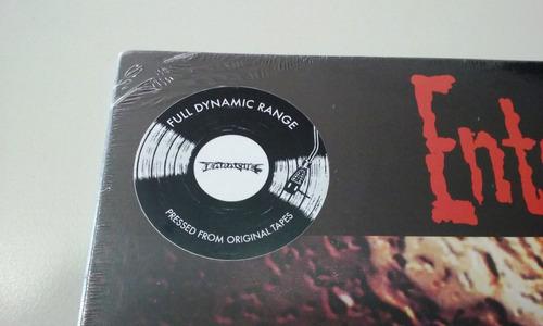entombed - wolverine blues - vinilo nuevo
