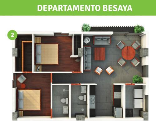 entorno cantabria (besaya) departamento en venta