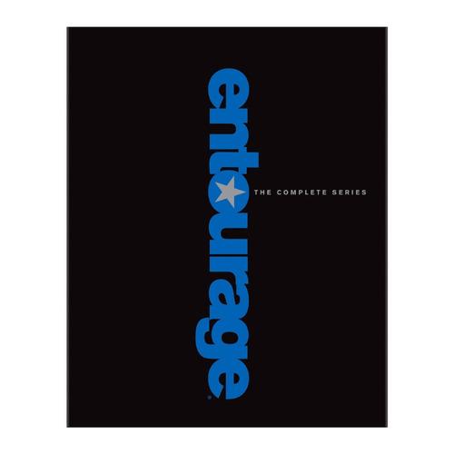 entourage la colección completa blu-ray 8 temporadas