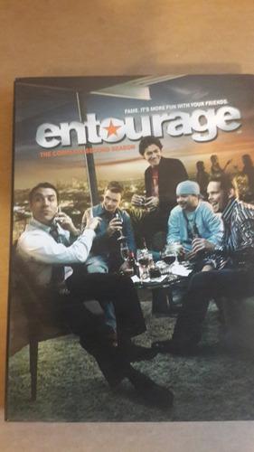 entourage, season 2, serie 3 dvd, 2006