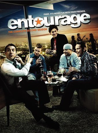 entourage temporada 2 dvd original nuevo sellado