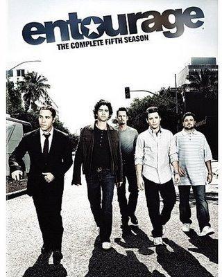 entourage temporada 5 dvd original nuevo sellado
