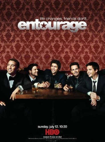 entourage temporada 6 dvd original nuevo sellado