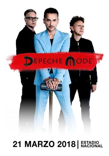 entrada andes depeche mode