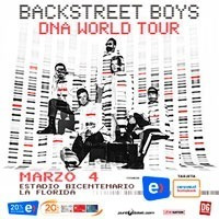 entrada backstreet boys 2020 - galeria