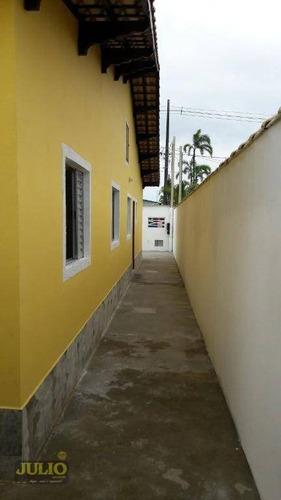 entrada de 31.000,00 +. saldo super facilitado, use seu fgts, casa no jussara em mongaguá - ca3564