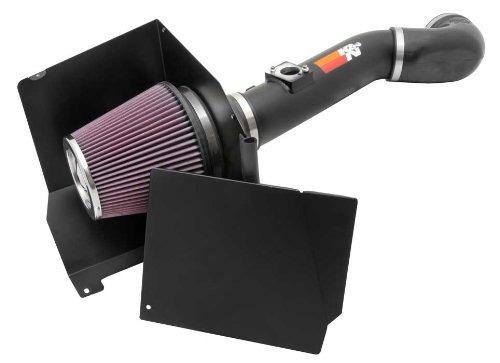 entrada de aire k&n gmc sierra 2500 hd 6.0l v8 f/i 2011 - 20