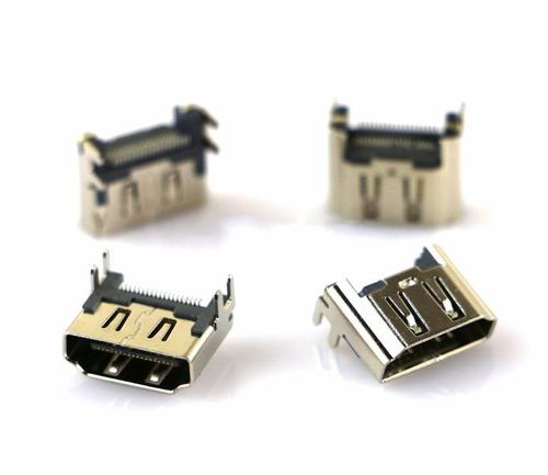 entrada hdmi ps4 - conector hdmi ps4 - slim - lacrado
