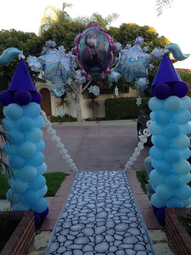 entrada para fiesta de princesas