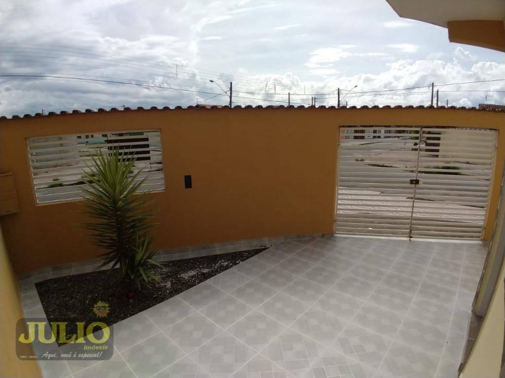 entrada r$ 34 mil + saldo super facilitado. sobrado com 2 dormitórios à venda por r$ 169.000 - plataforma - mongaguá/sp - so0759