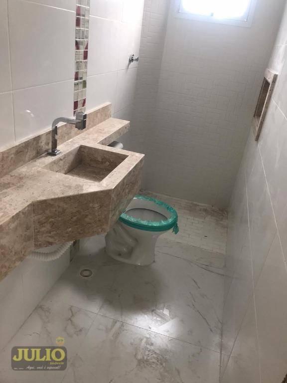 entrada r$ 43 mil + saldo facilitado! sobrado com 2 dormitórios, 59 m² por r$ 215.000 - tupi - praia grande/sp - so0813